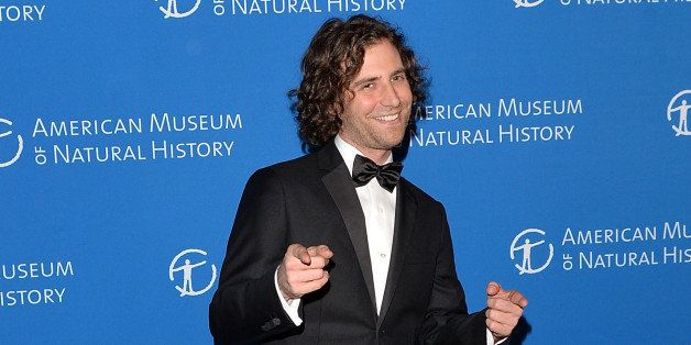NEW YORK, NY - NOVEMBER 21:  Actor Kyle Mooney attends the American Museum of Natural History's 2013 Museum Gala at American