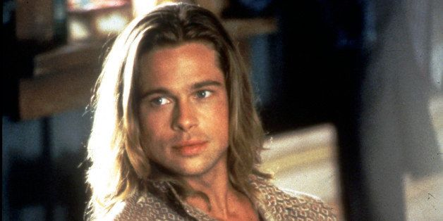 204937 03: Brad Pitt in the film 'Legends of the Fall.' (Photo by Liaison)