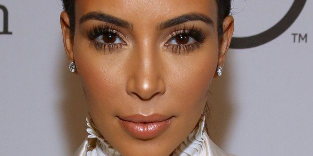 CENTURY CITY, CA - MAY 07:  TV personality Kim Kardashian attends USC Shoah Foundation's 20th Anniversary Gala at the Hyatt R