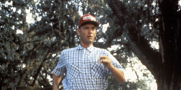 UNSPECIFIED: Actor Tom Hanks in the movie 'Forrest Gump' by Robert Zemeckisin 1994. (Photo by MEGA/Gamma-Rapho...