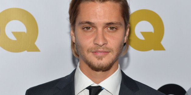 LOS ANGELES, CA - NOVEMBER 12:  Actor Luke Grimes attends the GQ Men Of The Year Party at The Ebell Club of Los Angeles on No