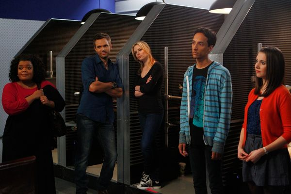 "At last, ""Community"" hit its stride and seemed like it might avoid the cancellation threats that beleaguered the comedy year"