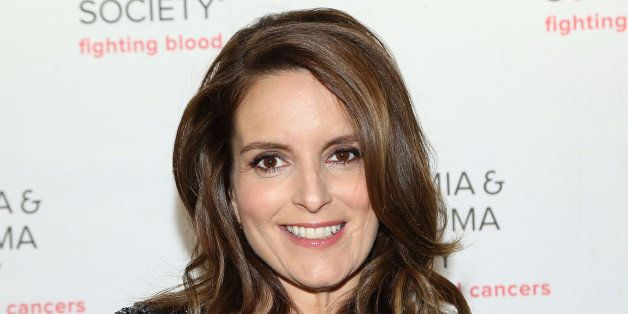 NEW YORK, NY - MAY 06:  Tina Fey attends LOL With LLS: Jokes on You, Cancer! on May 6, 2014 at New World Stages in New York C