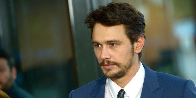 LOS ANGELES, CA - MAY 05:  Actor James Franco attends the premiere of Tribeca Film's 'Palo Alto' at Directors Guild Of Americ