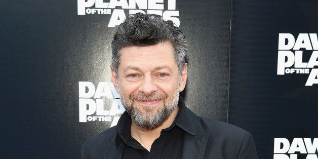 NEW YORK, NY - JULY 08:  Actor Andy Serkis attends the 'Dawn Of The Planets Of The Apes' premiere at Williamsburg Cinemas on