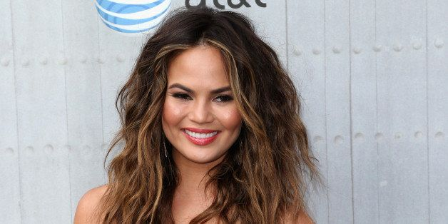 CULVER CITY, CA - JUNE 07:  Model Chrissy Teigen attends Spike TV's 'Guys Choice 2014' at Sony Pictures Studios on June 7, 20