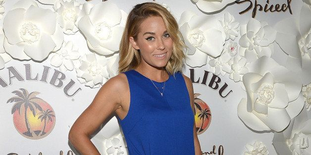 MIAMI, FL - JULY 09:  Fashion designer, best selling author and lifestyle expert Lauren Conrad hosts the Malibu Island Spiced