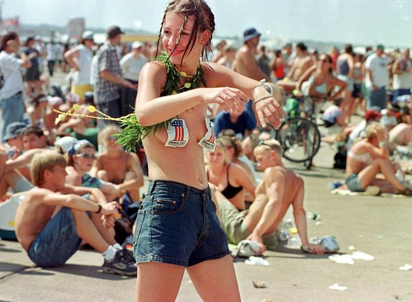 Let's Revisit The Chaos Of Woodstock '99, 'The Day The Music Died