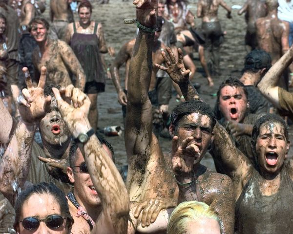 Let's Revisit The Chaos Of Woodstock '99, 'The Day The Music