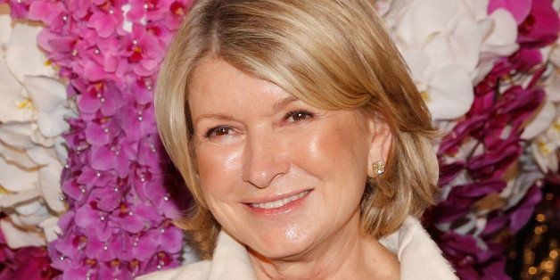 NEW YORK, NY - APRIL 30:  Martha Stewart attends 42nd Annual Kips Bay Decorator Show House opening night reception at The Man