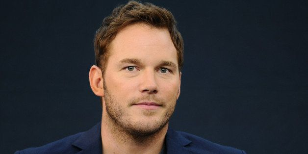 LONDON, UNITED KINGDOM - JULY 25: Chris Pratt attends the Meet the FilmMakers event for 'Guardians of the Galacy' on July 25,