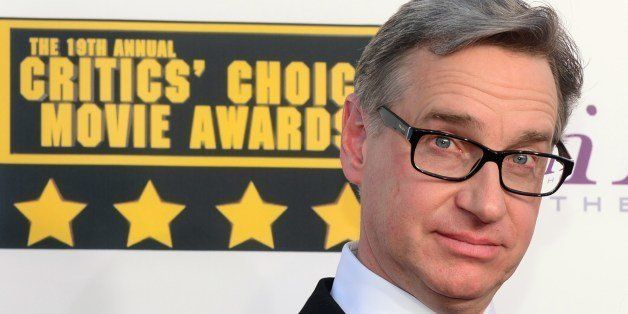 Actor, director and author Paul Feig poses during red carpet arrivals for the Critic's Choice Awards in Santa Monica, Califor