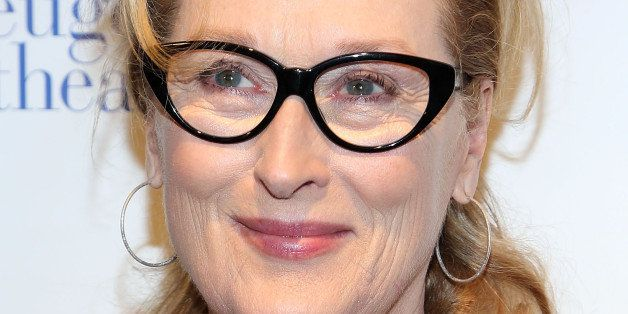 NEW YORK, NY - APRIL 21:  Honoree actress Meryl Streep attends the 14th annual Monte Cristo Award at The Edison Ballroom on A