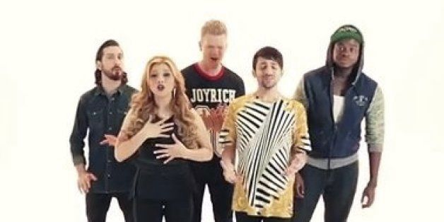 pentatonix covers problem and announces new ep huffpost