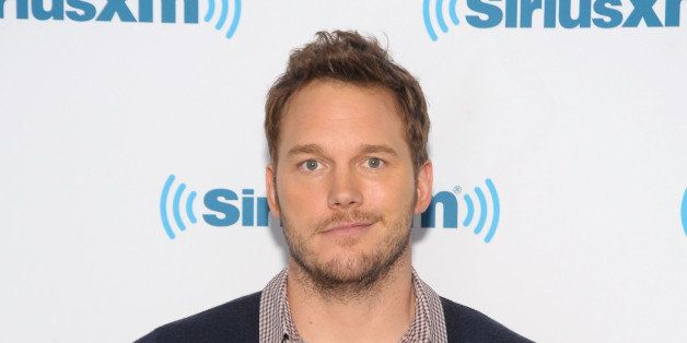 NEW YORK, NY - JULY 30:  Actor Chris Pratt visits SiriusXM Studios on July 30, 2014 in New York City.  (Photo by Andrew Toth/
