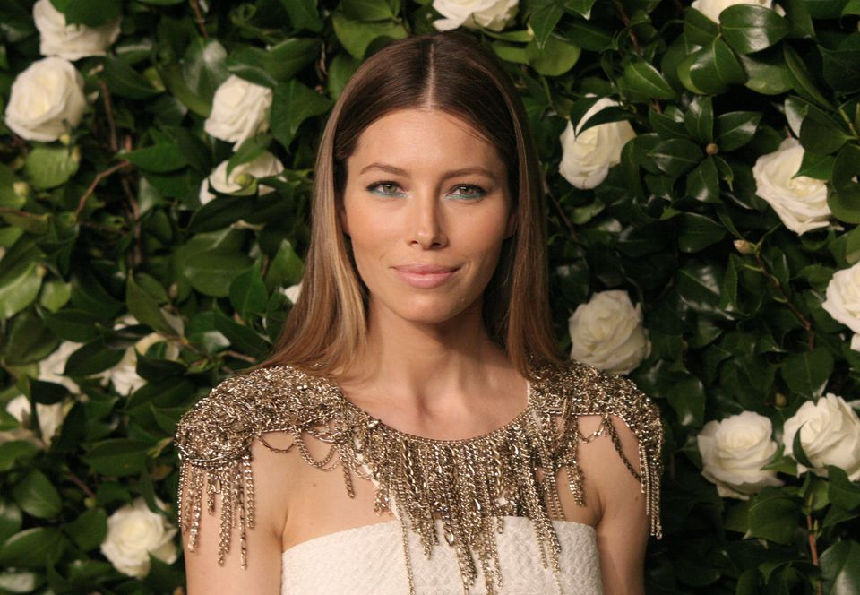 Actress Jessica Biel attends the the Museum of Modern Art Film Benefit on Tuesday, Nov. 5, 2013 in New York. (Photo by Andy K
