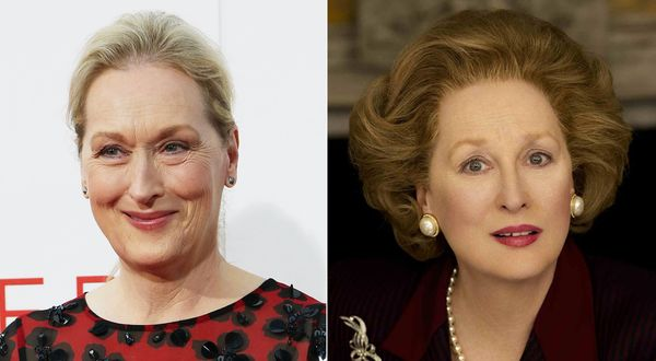 Streep played British Prime Minister Margaret Thatcher in the 2011 film.