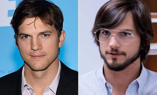 Kutcher played Steve Jobs in the 2013 film about the entrepreneur's ascension from college dropout to one of the most revered