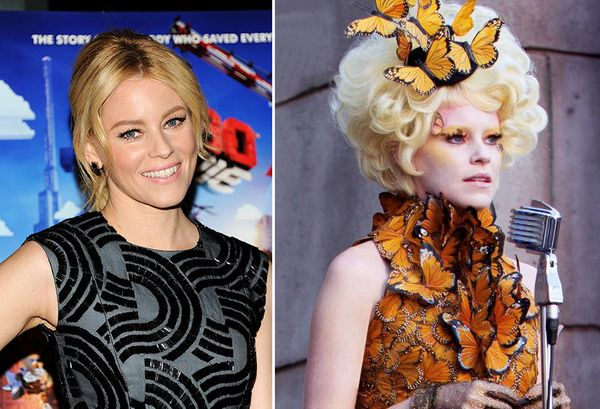 Banks plays the flamboyant and quirky Effie Trinket in the beloved book-turned-movie series.