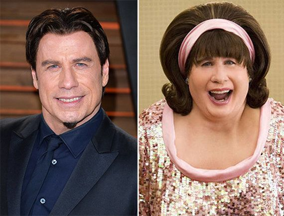 "Who can forget Travolta as Edna Turnblad in the screen version of the beloved musical ""Hairspray""?"