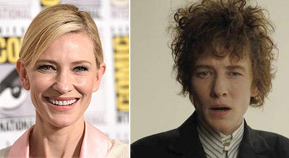 Blanchett wowed as Bob Dylan in the 2007 film by Todd Haynes.