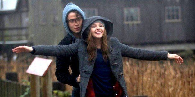 All The Times You Ll Hate Cry While Watching If I Stay Huffpost