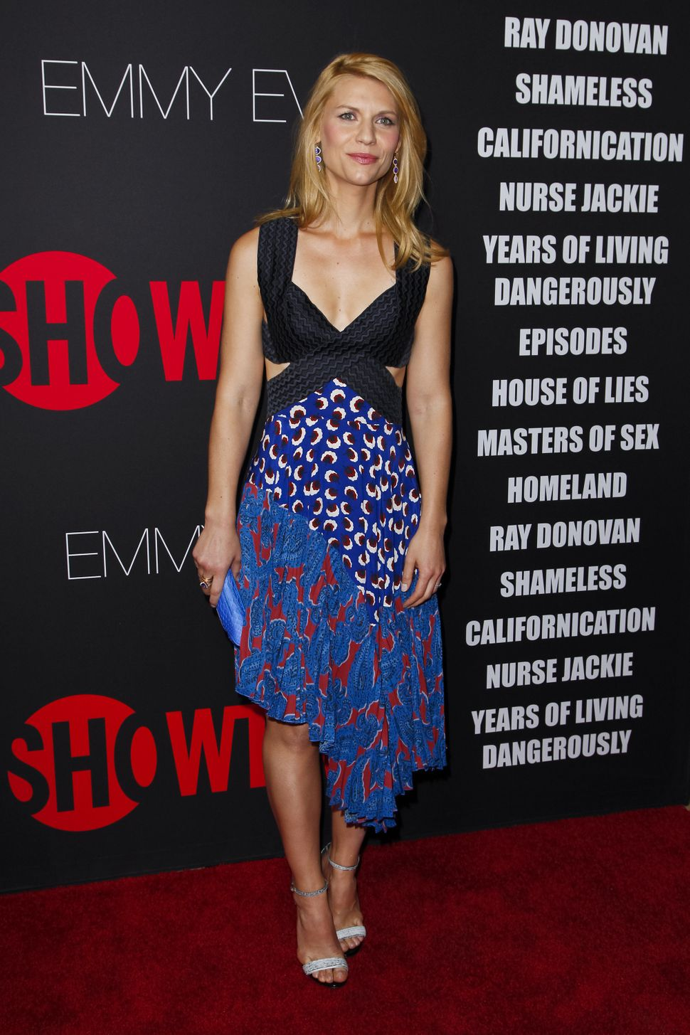 "Nominee, ""Homeland"" <br> Showtime Emmy Eve Soiree"