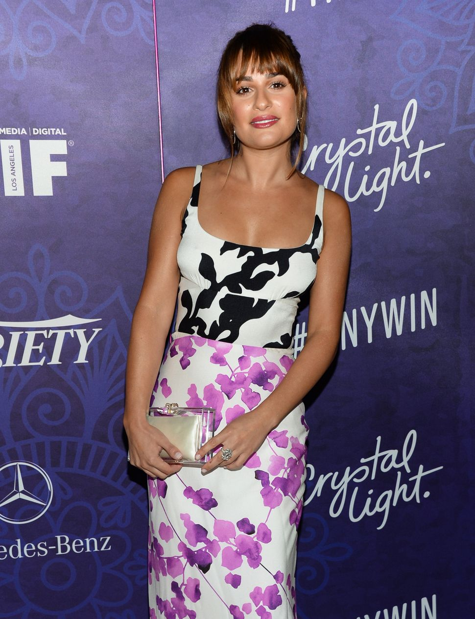 """Glee"" <br> Variety and Women in Film's pre-Emmy celebration"