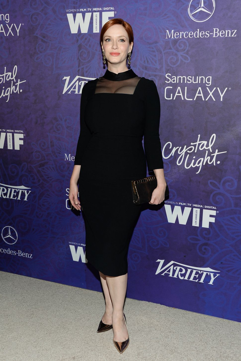 """Mad Men"" <br> Variety and Women in Film's pre-Emmy celebration"
