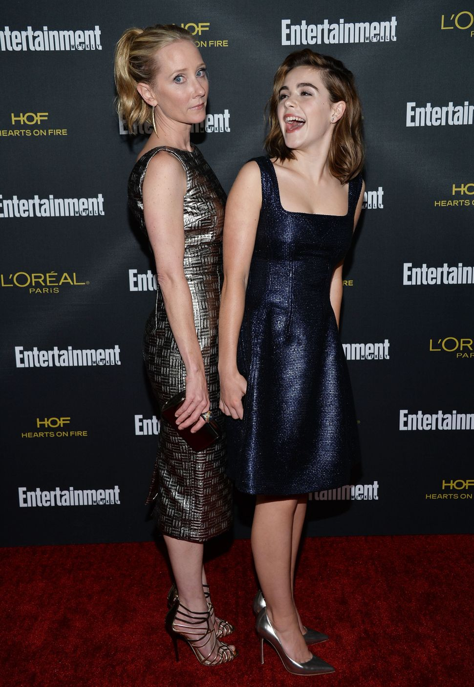 """The Michael J. Fox Show"" / ""Mad Men"" <br> Entertainment Weekly pre-party"