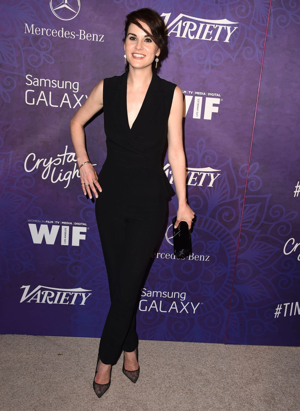 """Downton Abbey"" <br> Variety and Women in Film's pre-Emmy celebration"
