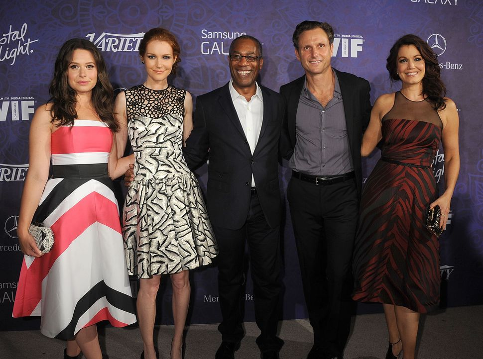 """Scandal"" <br> Variety and Women in Film pre-Emmy celebration"