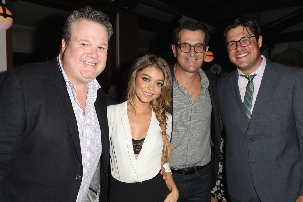 """Modern Family"" / ""Mad Men"" <br> Audi's Celebration of Emmys Week party"