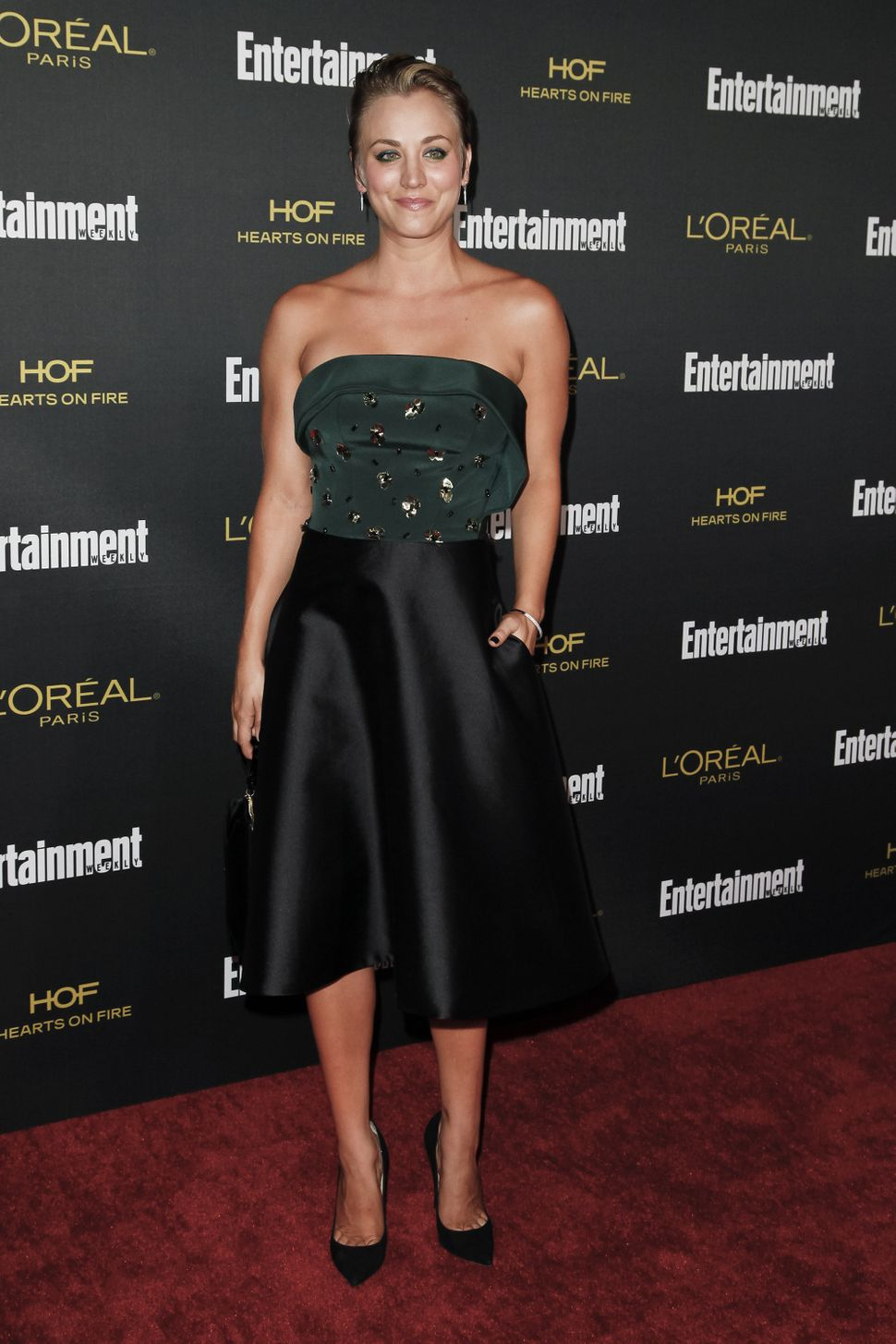 """The Big Bang Theory"" <br> Entertainment Weekly pre-party"
