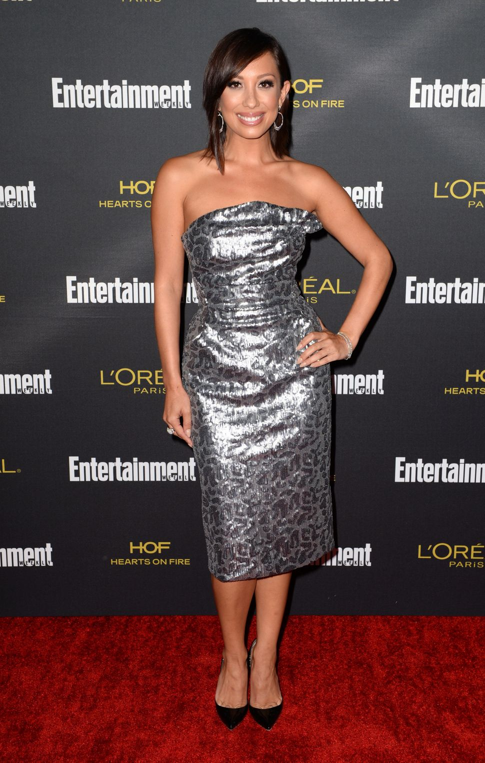 """Dancing with the Stars"" <br> Entertainment Weekly pre-party"