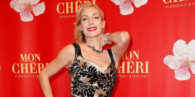 MUNICH, GERMANY - DECEMBER 04: (EDITORS NOTE: Entertainment Online Subscriptions GLR Included) Ute Lemper attends the Barbara
