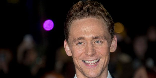 British actor Tom Hiddleston arrives for the World Premiere of Thor: The Dark World at a central London cinema, Tuesday, Oct.