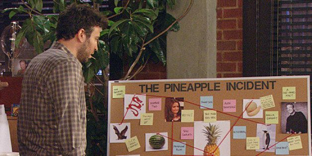 How I Met Your Mother Pineapple Incident Mystery Is Finally Revealed Huffpost