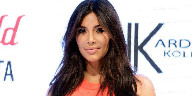 TheFappening : Kim Kardashian Nude Leaked