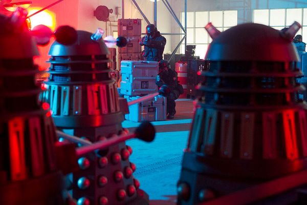 Doctor Who Season 8, Episode 6: The Caretaker | HuffPost