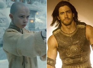Prince Of Persia Airbender Attacked For Perceived Whitewashing Huffpost