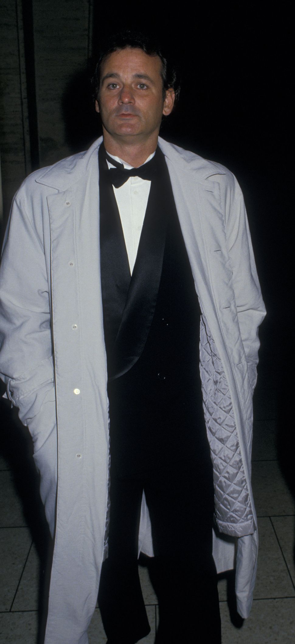 Bill Murray during 25th Annual New York Film Festival - Sept. 25, 1987 at Lincoln Center in New Yrok City, New York, United S