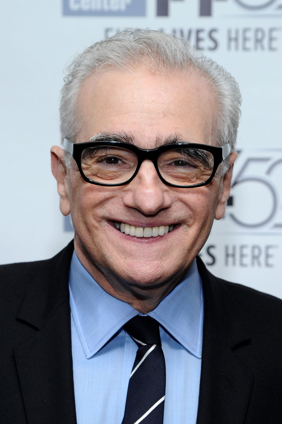 Director Martin Scorsese attends the 'The 50 Year Argument' premiere during the 52nd New York Film Festival at Walter Reade T