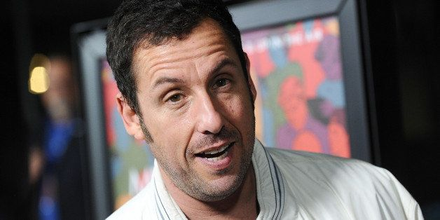 Adam Sandler To Make 4 New Movies For Netflix | HuffPost