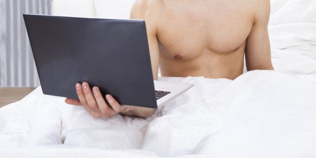 why men in relationships watch porn