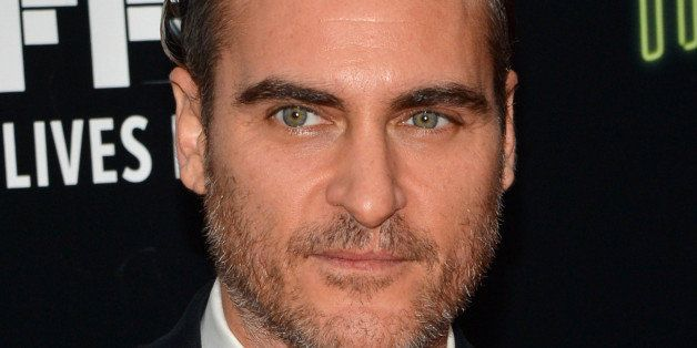 NEW YORK, NY - OCTOBER 04:  Actor Joaquin Phoenix attends the Centerpiece Gala Presentation and World Premiere of 'Inherent V