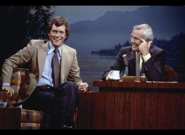 "By 1978, shortly after David Letterman first performed on ""The Tonight Show"" stage, he had become a regular guest on the show"