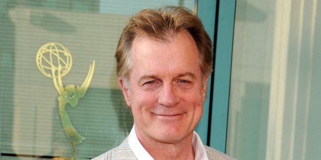 NORTH HOLLYWOOD, CA - JUNE 18:    Actor Stephen Collins arrives at the Academy of Television Arts & Sciences' 'A Father's Day