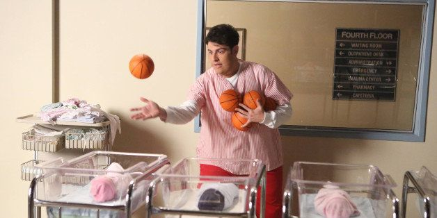 NEW GIRL: Max Greenfield in the 'Stuck in the Bar' episode of NEW GIRL airing Tuesday, Jan. 7, 2014 (9:00-9:30 PM ET/PT) on F