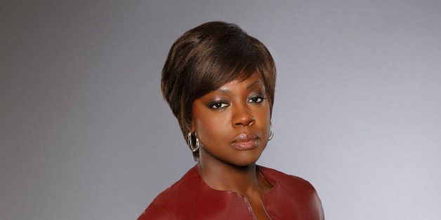 HOW TO GET AWAY WITH MURDER - 'How to Get Away with Murder' stars Viola  Davis as Professor Annalise Keating. (Photo by Craig